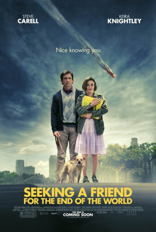 Seeking a Friend for the End of the World tráiler