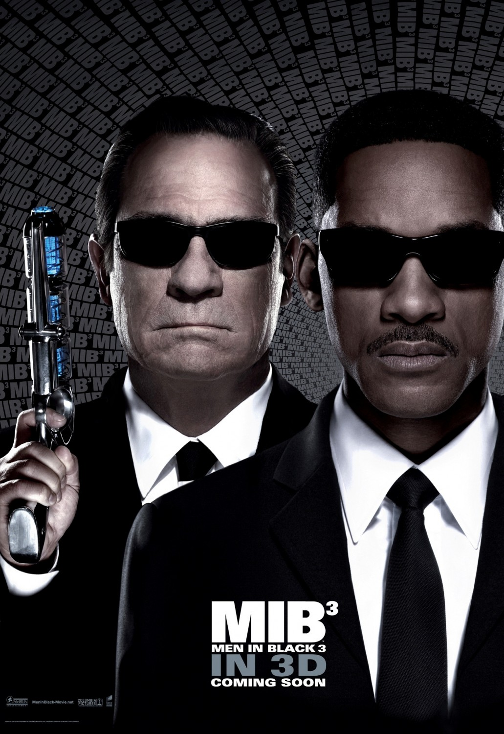 Men in Black III tráiler final