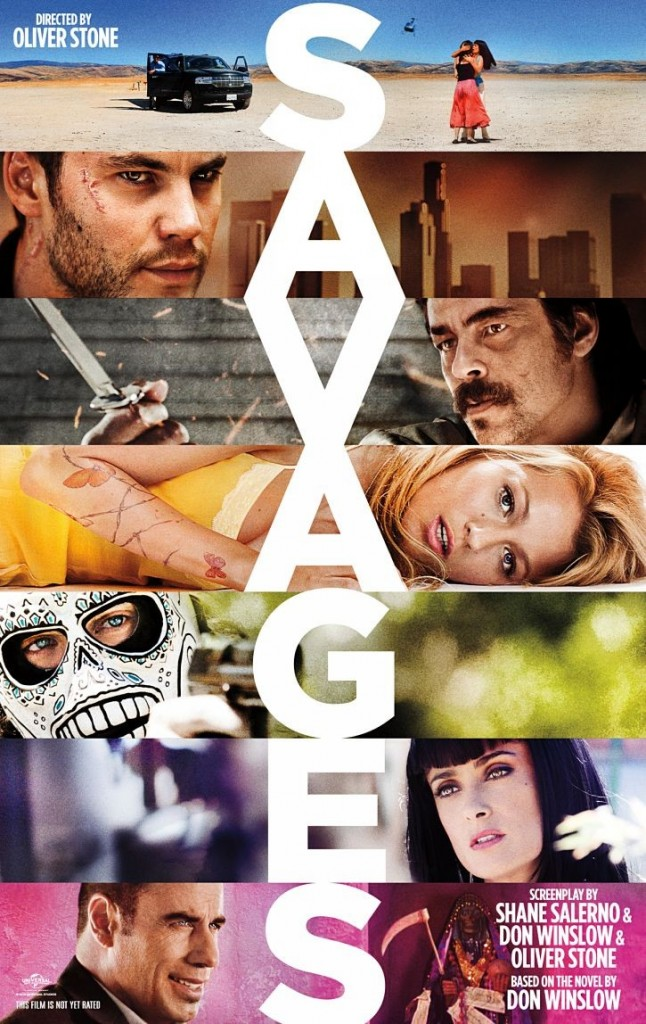 Salvajes - Savages - Oliver Stone