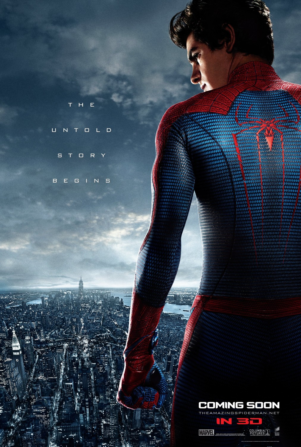 The Amazing Spiderman: adelanto de 4 minutos.