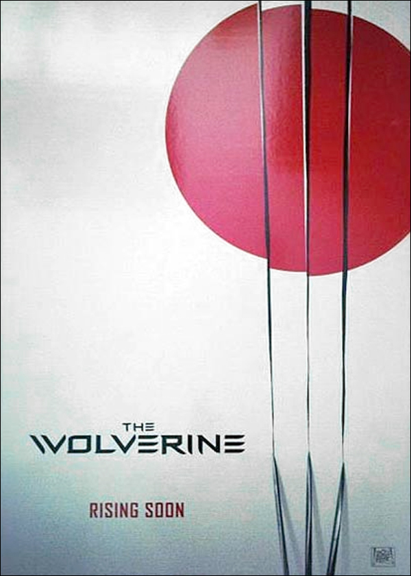 The Wolverine calienta motores.