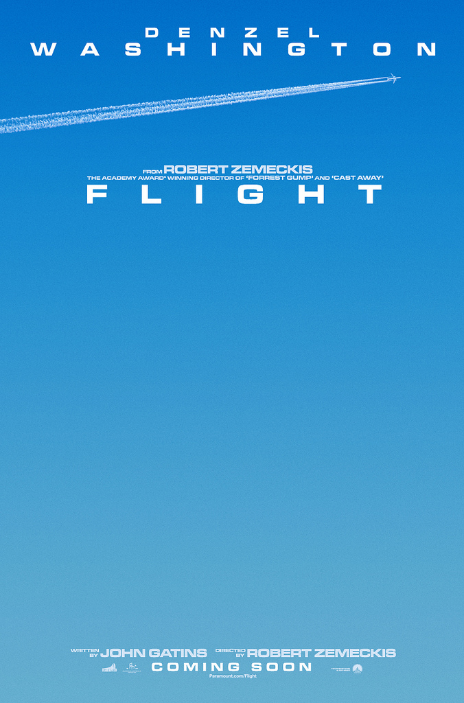 Flight trailer: Washington se une al nuevo Zemeckis.
