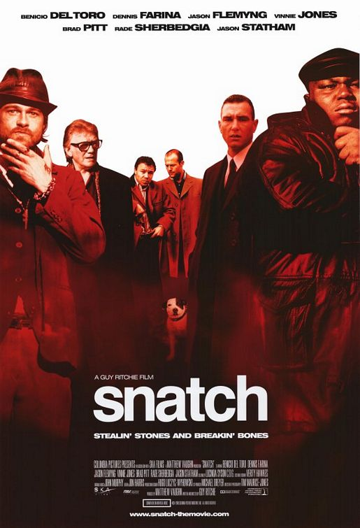Snatch. Cerdos y diamantes.