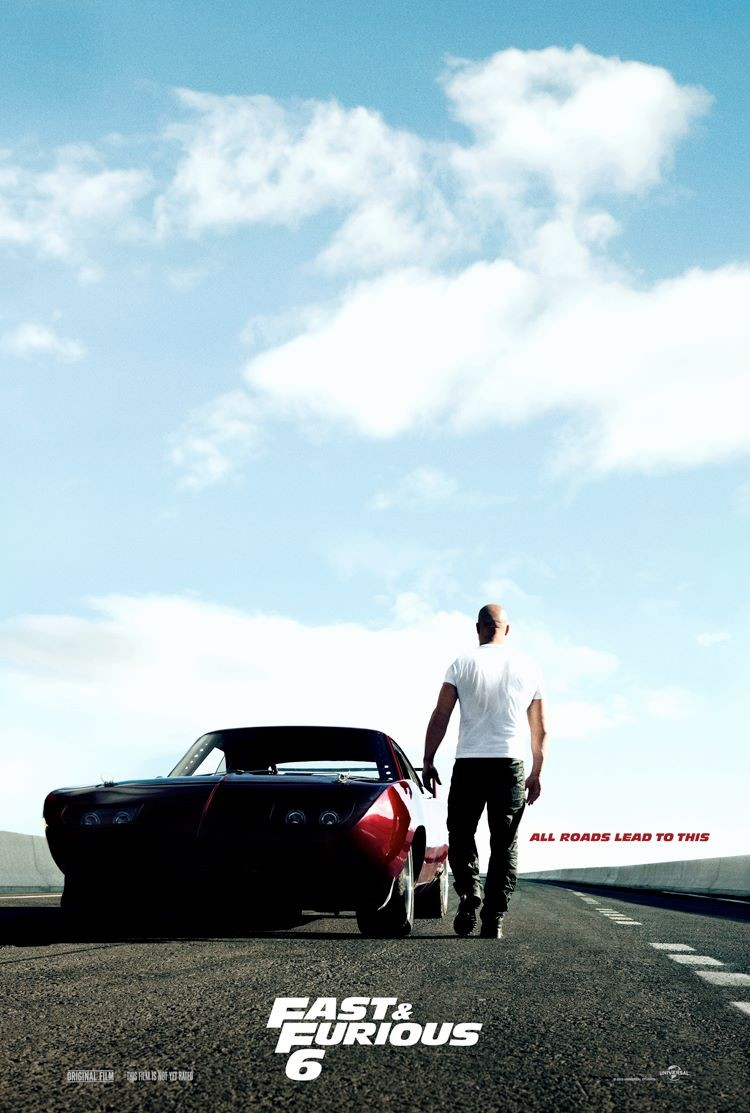 Fast & Furious 6 Super Bowl Spot.