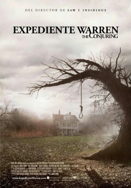 Expediente Warren: The Conjuring tráiler.