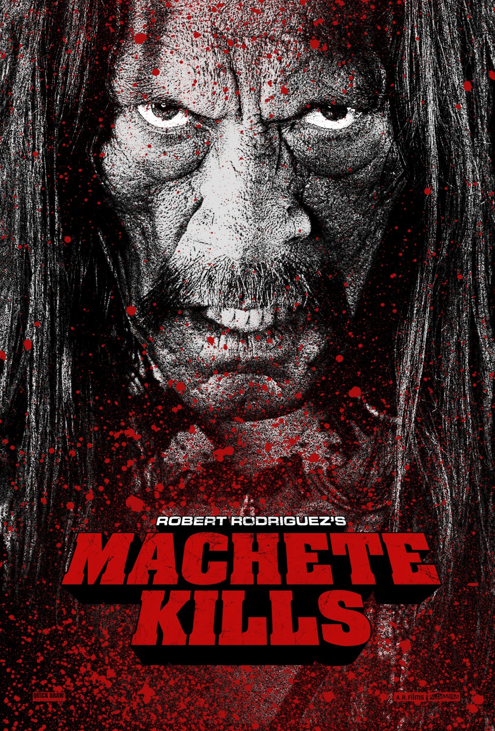 Machete Kills tráiler.