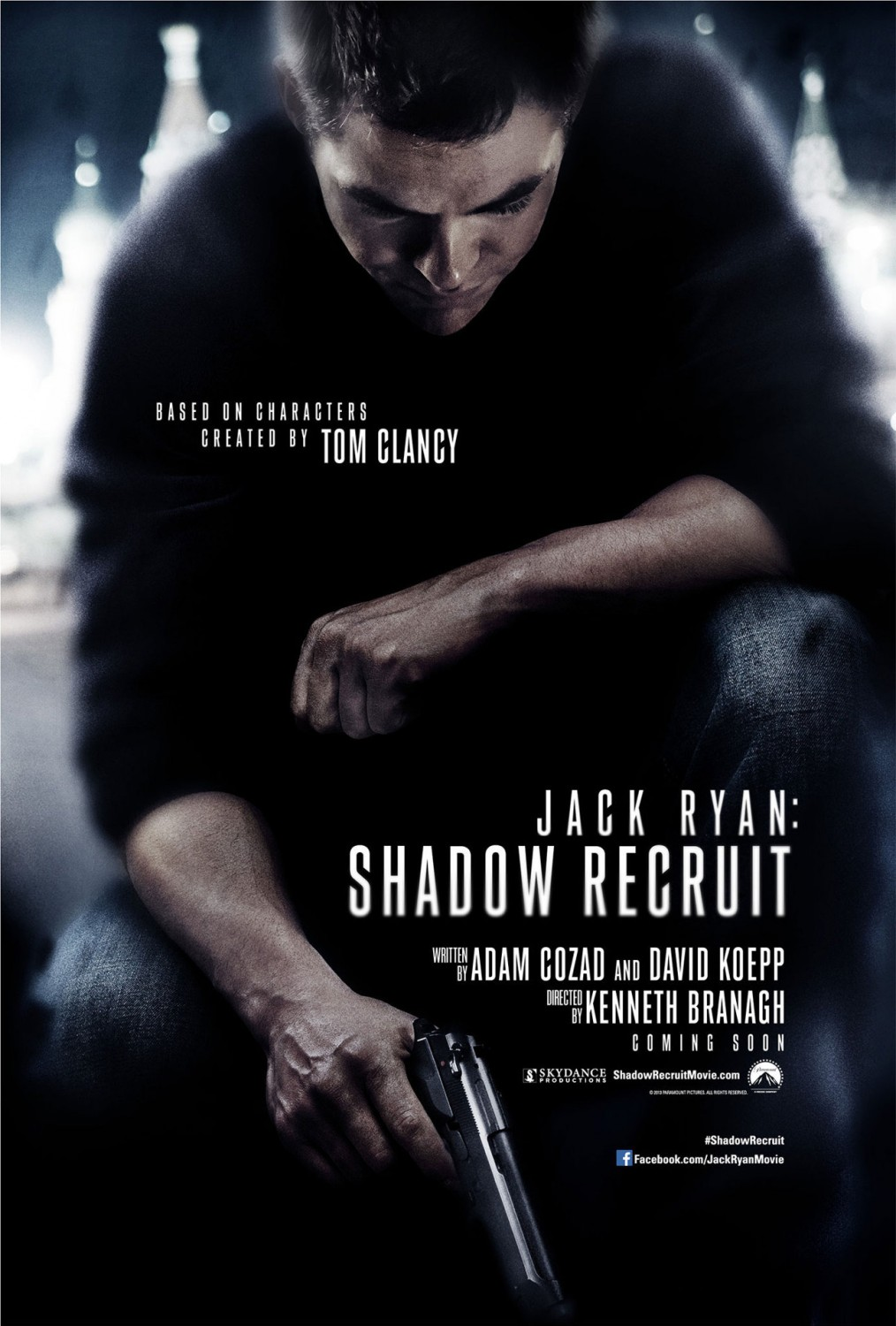 Jack Ryan: Shadow recruit tráiler.