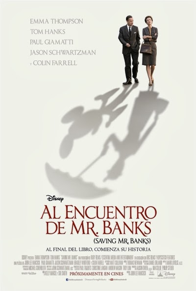 Al encuentro de Mr. Banks tráiler final.