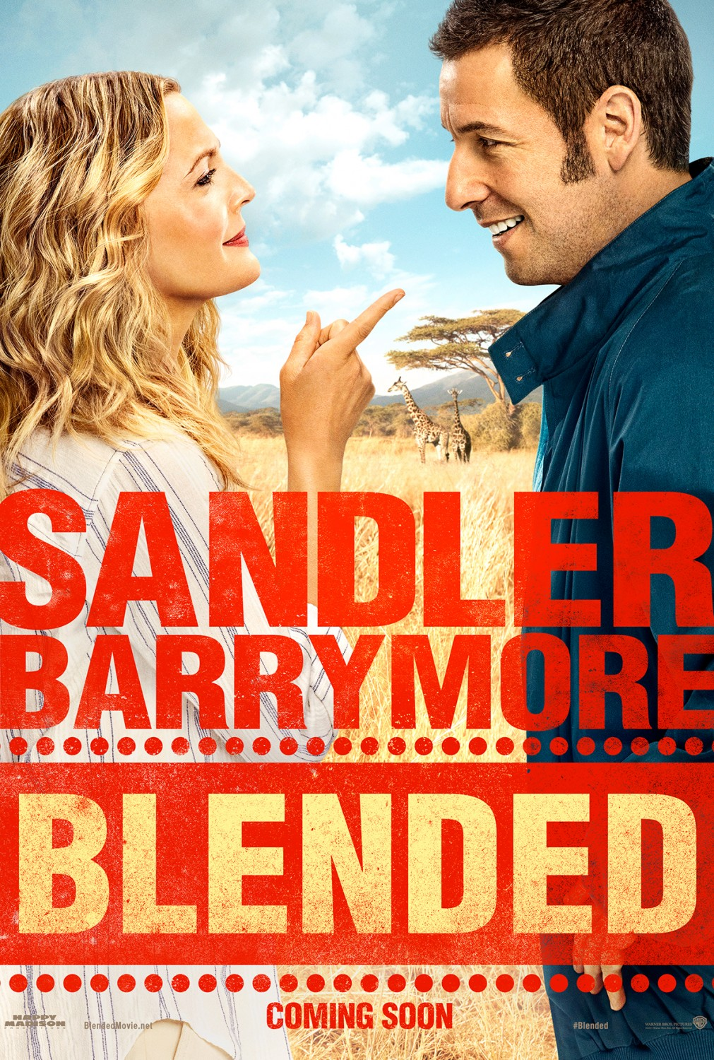 Blended tráiler: Sandler y Barrymore again.