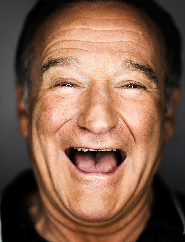 Fallece Robin Williams.