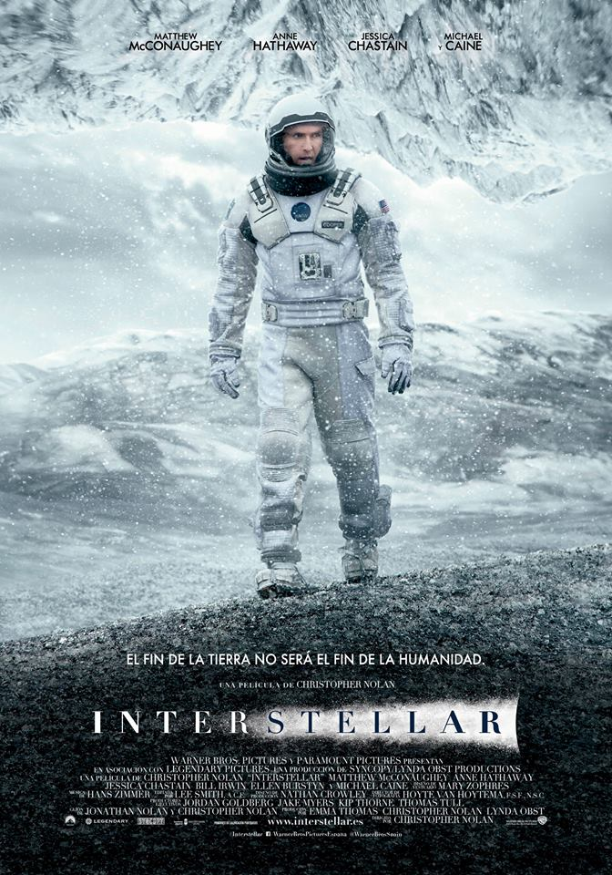 Interstellar tráiler definitivo.