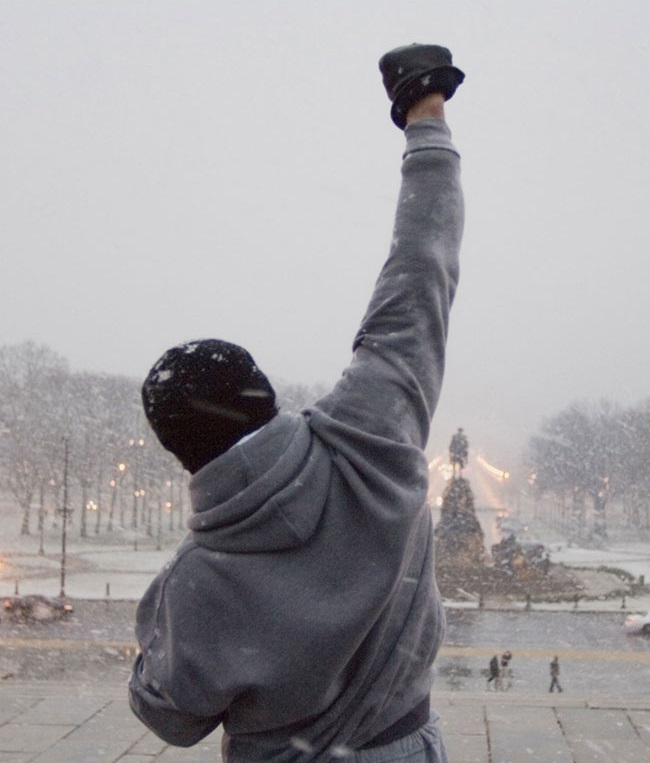 Creed: Rocky regresa a los entrenamientos.