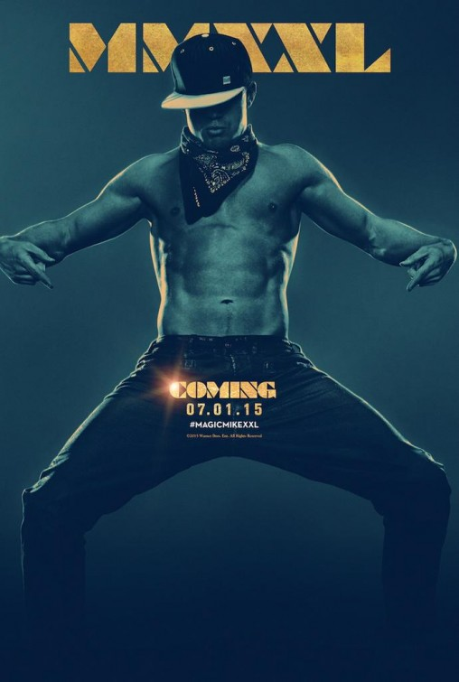 Magic Mike XXL teaser tráiler: vuelven los strippers.