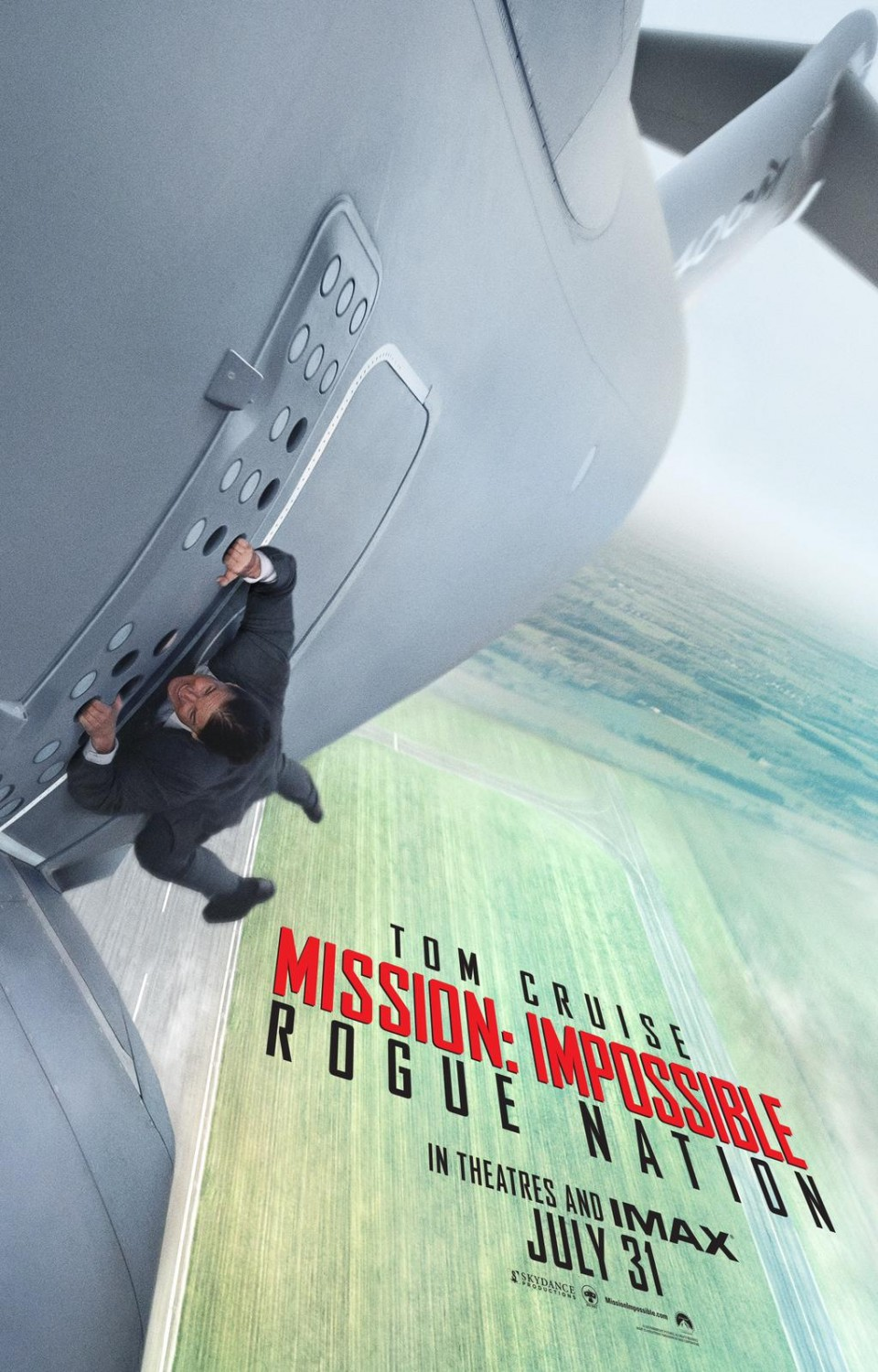 Mission: Impossible Nación Secreta teaser tráiler.
