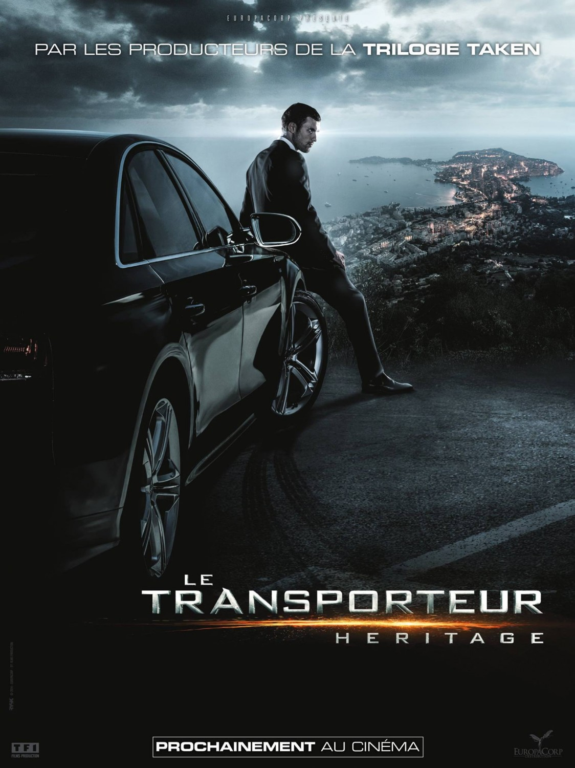 The Transporter Refueled tráiler.