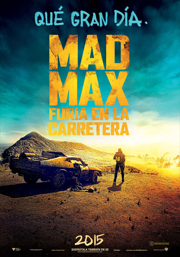 Mad Max: Furia en la Carretera tráiler final.