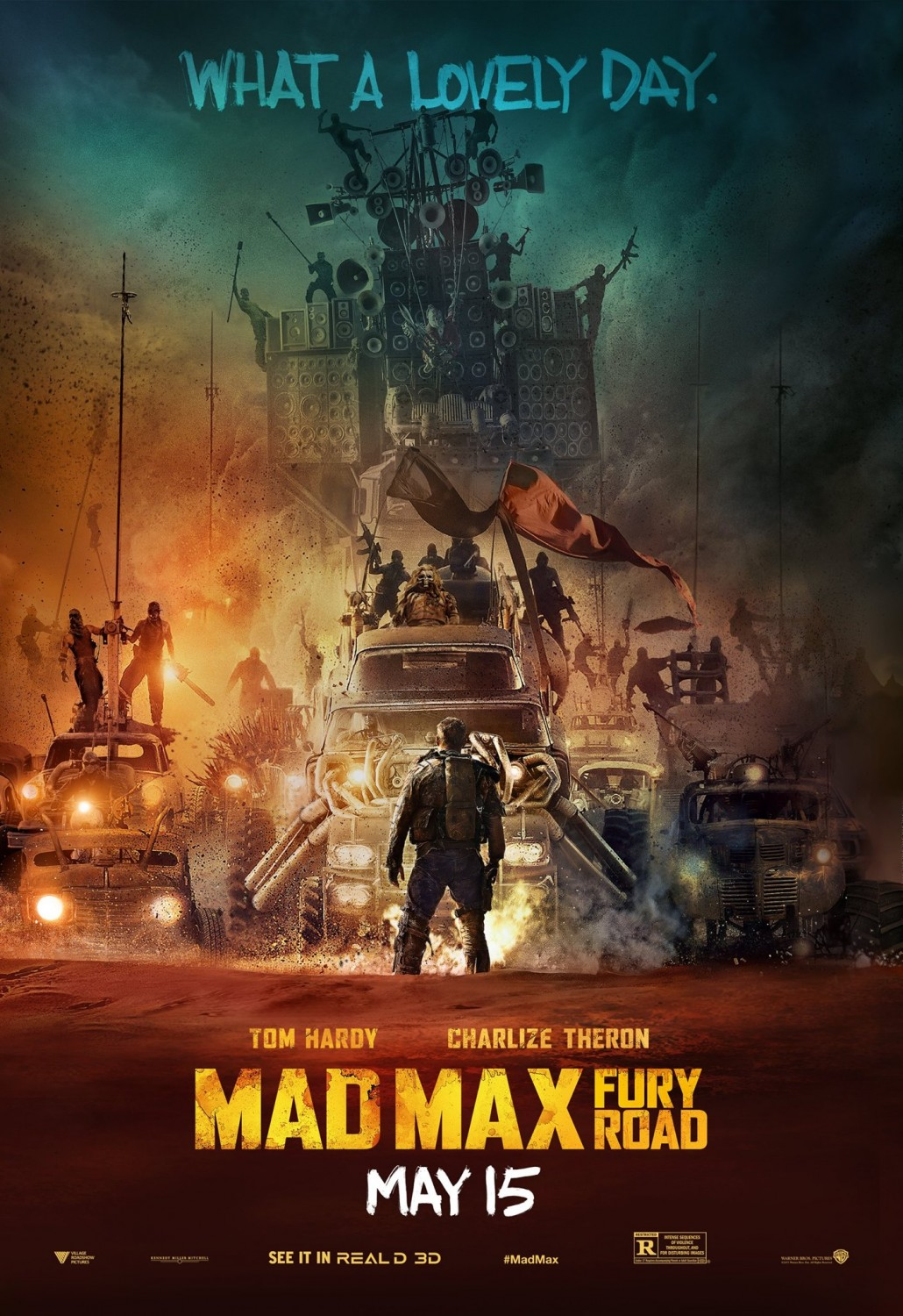 Mad Max: Furia en la carretera tráiler exclusivo.
