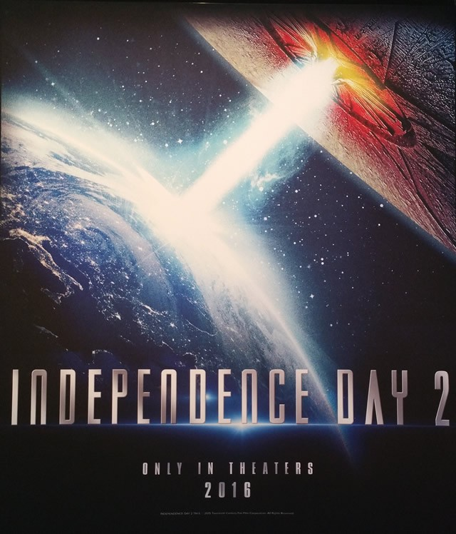 Independence Day: Resurgence se deja ver.