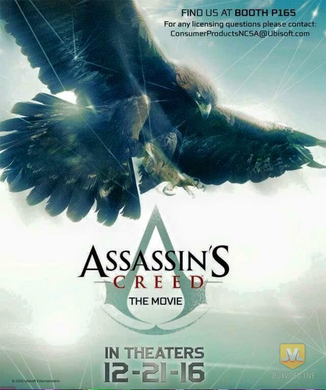 Michael Fassbender ya forma parte de Assassin's Creed.