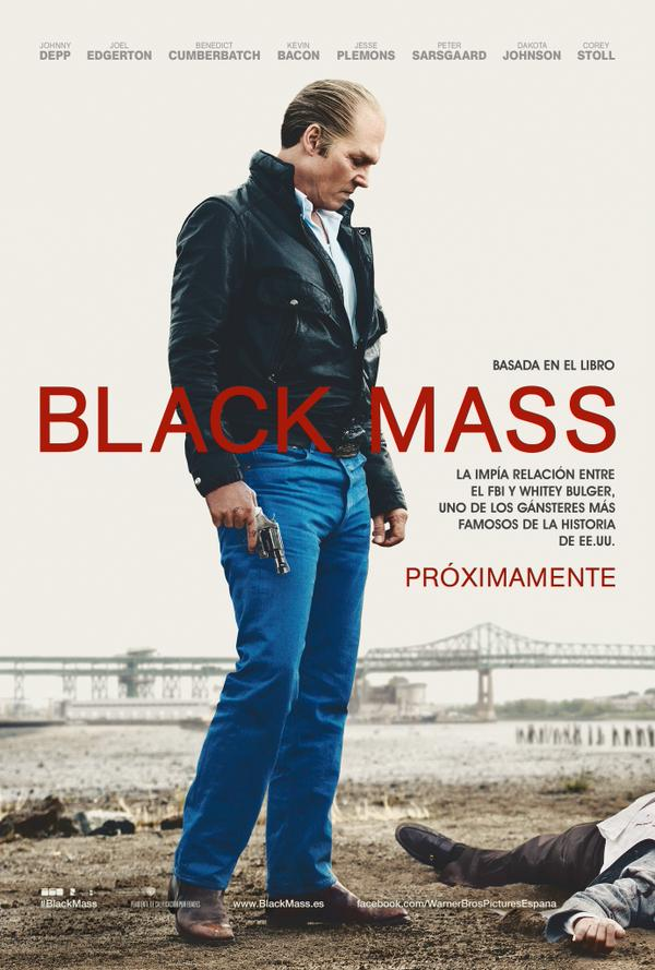 Black Mass tráiler final: mafia irlandesa.