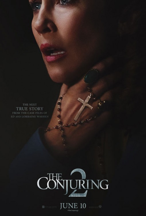 Expediente Warren 2: The conjuring teaser tráiler.