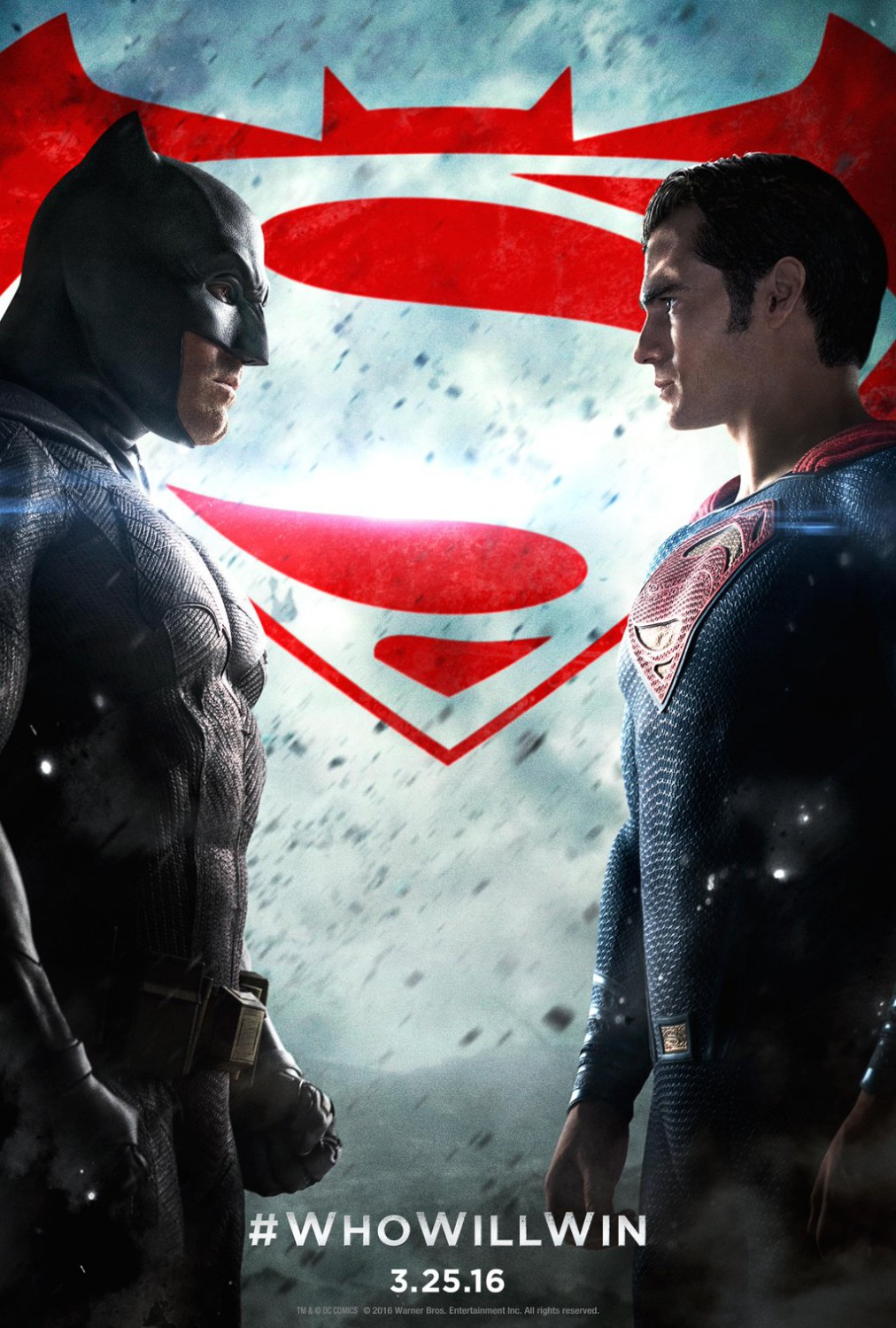 Batman v Superman: El amanecer de la justicia tráiler final.