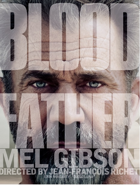 Blood father tráiler.