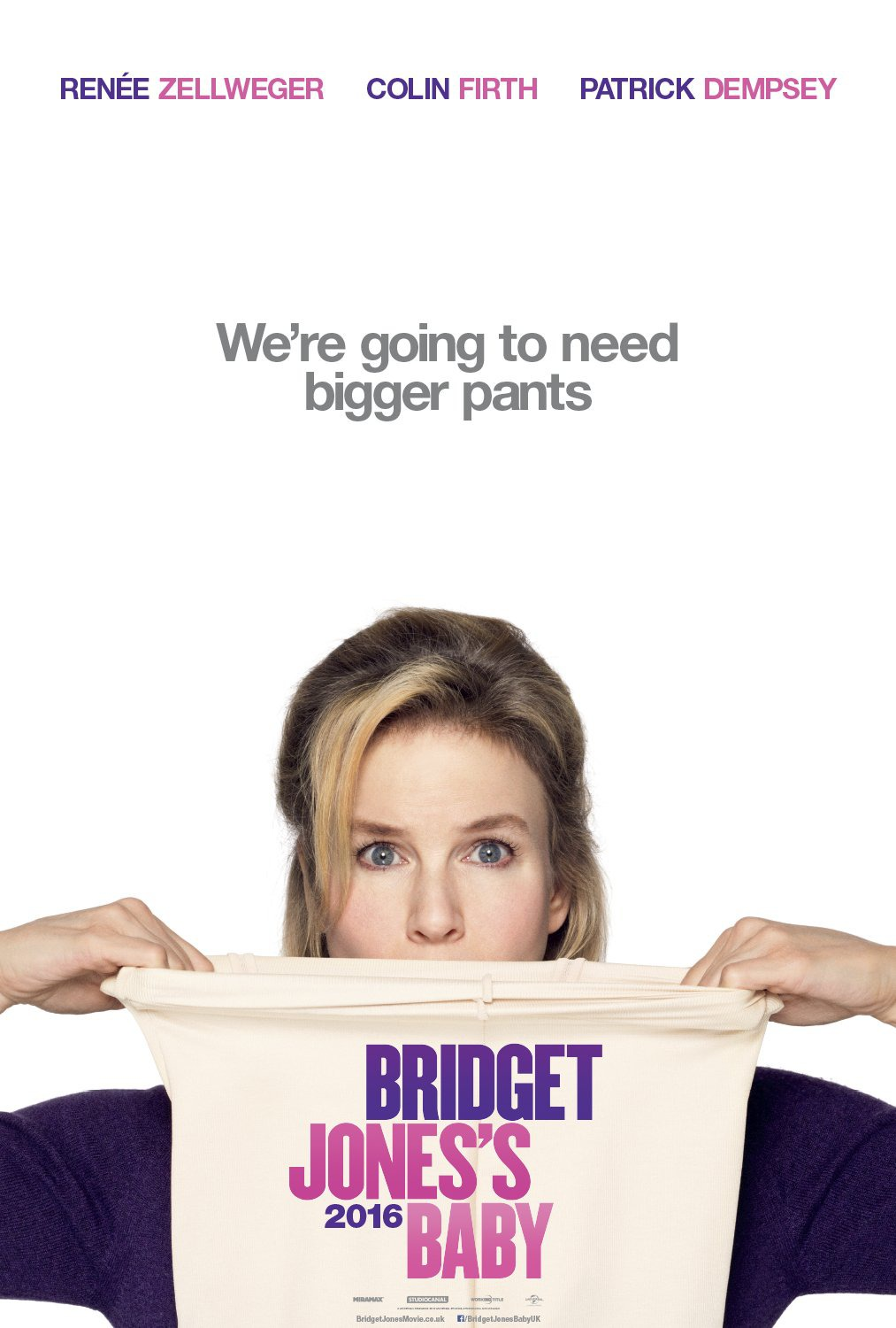 Bridget Jones' Baby trailer.