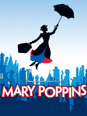 Emily Blunt es Mary Poppins.