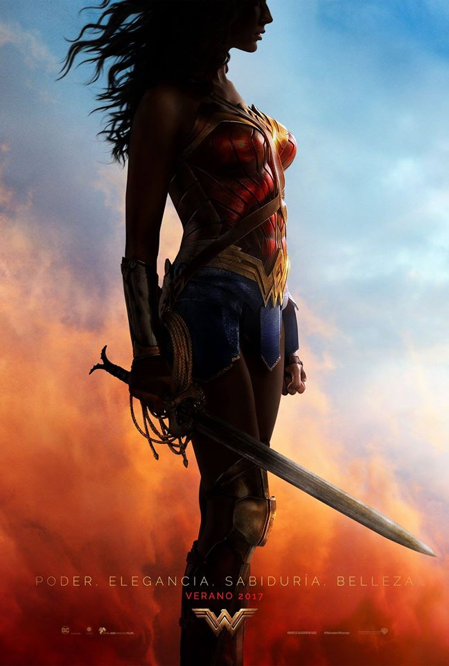 Wonder Woman tráiler.