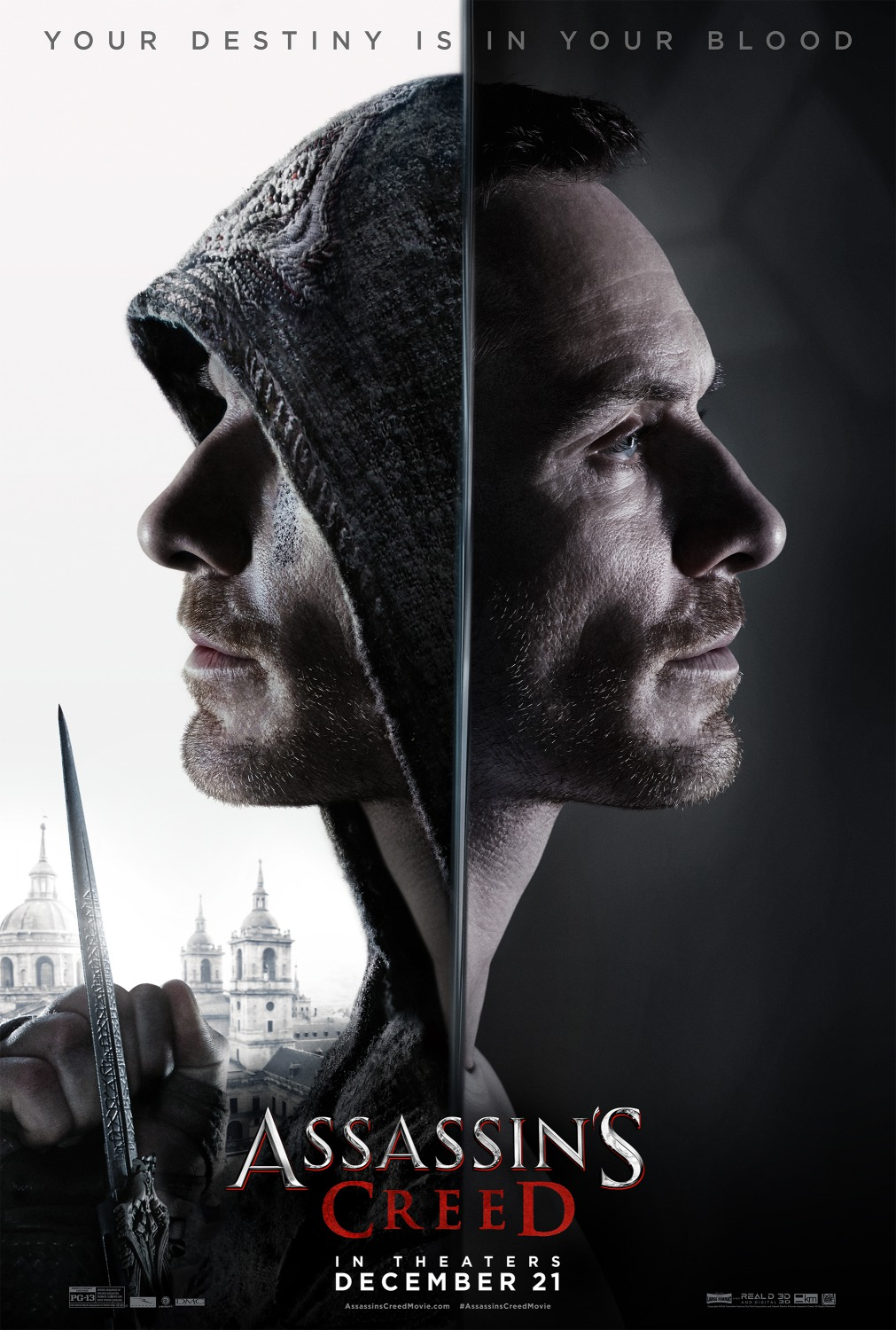 Assassin's Creed tráiler final.