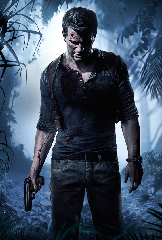 Uncharted tiene a su Nathan Drake.