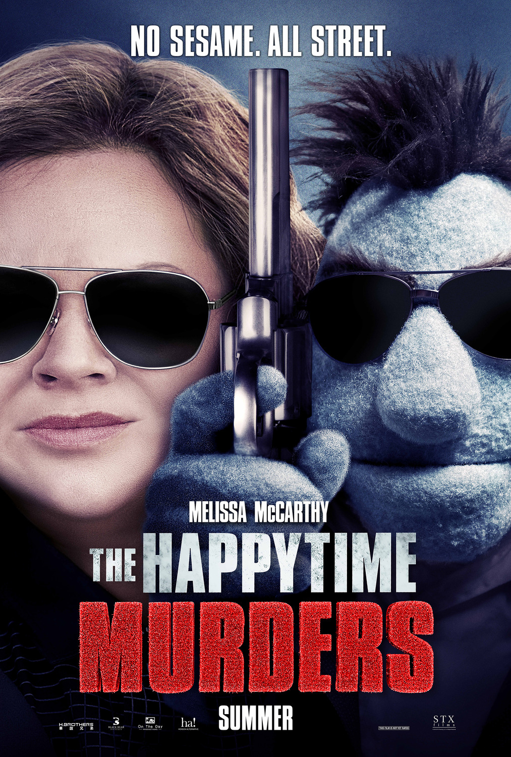 The Happytime Murders tráiler.
