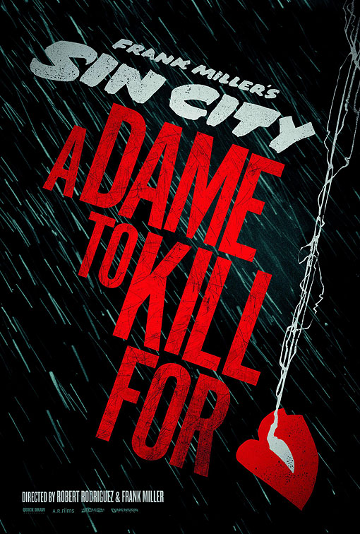 Sin City: a Dame to kill for primera imagen.