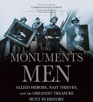The Monuments Men: Clooney salvador de reliquias.