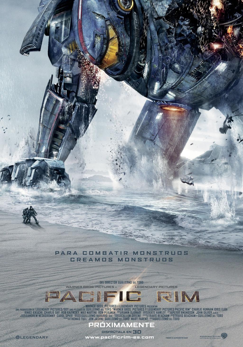 Pacific Rim tráiler final.
