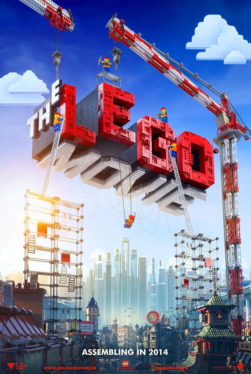 The Lego Movie teaser tráiler.