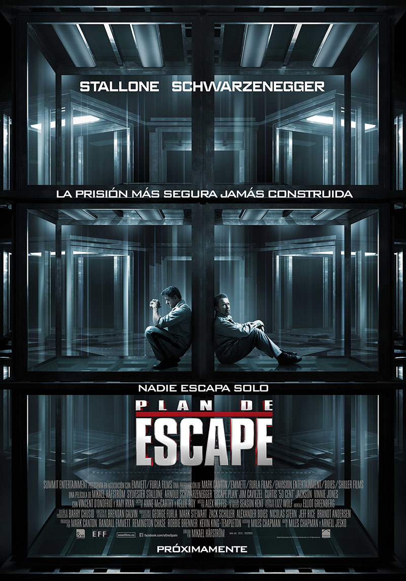 Plan de Escape tráiler.