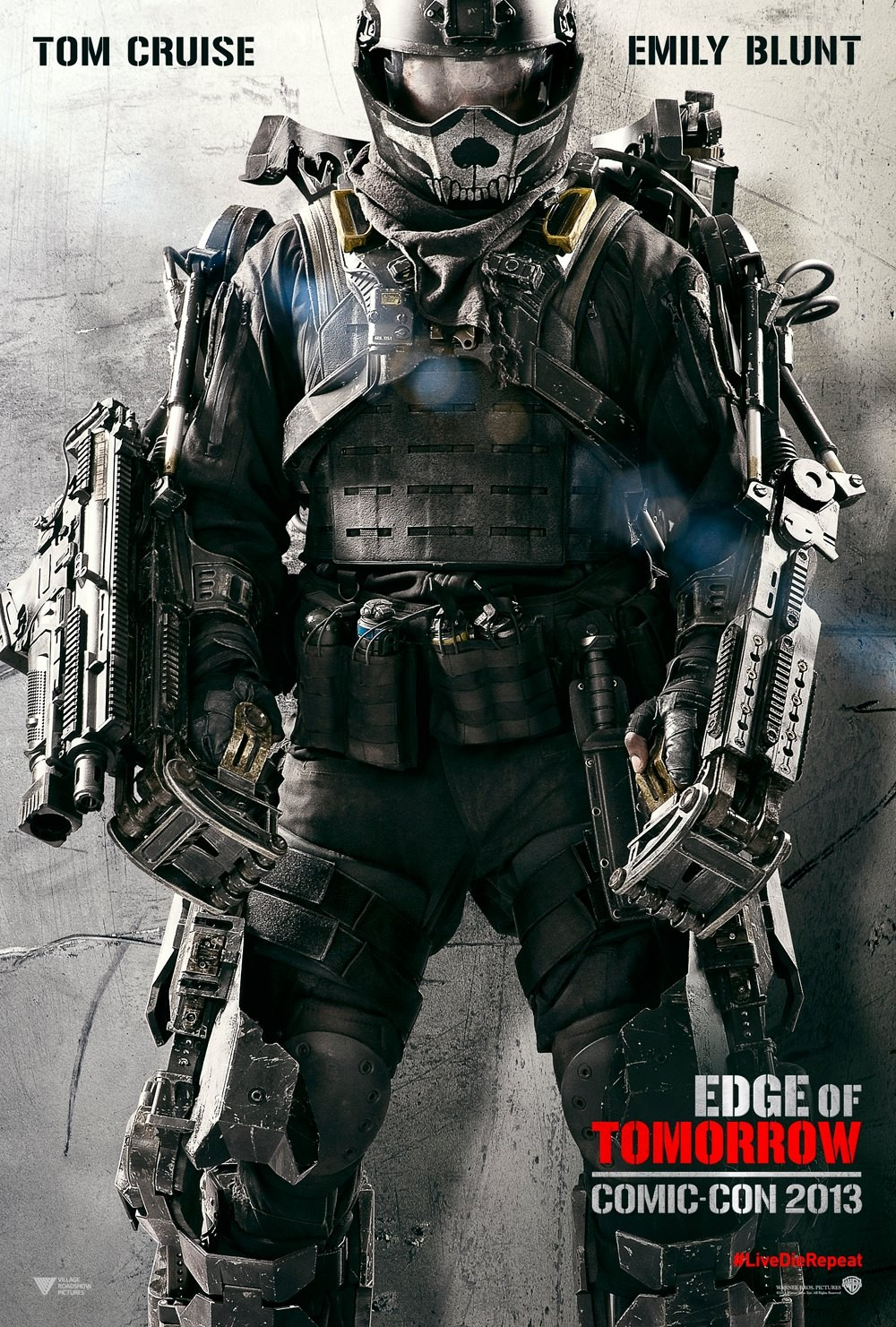 Cruise para rato: Edge of Tomorrow y Mission Imposible 5.