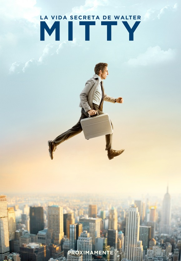 La vida secreta de Walter Mitty tráiler final.
