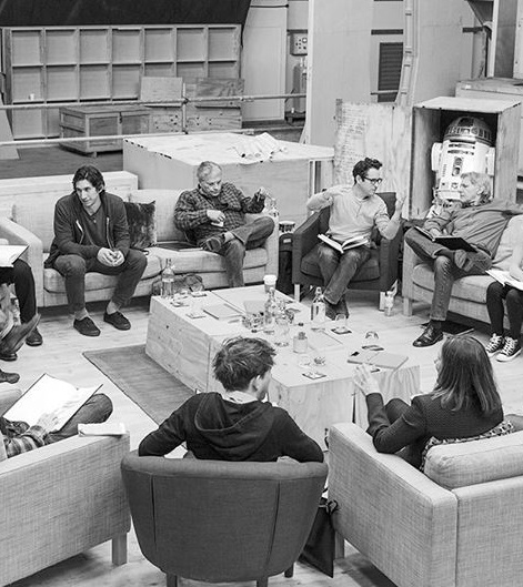 Star Wars VII confirma reparto.