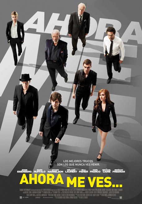 Now you see me: The second act primera imagen.
