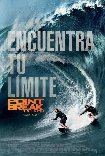 Point Break (Sin límites) tráiler final.