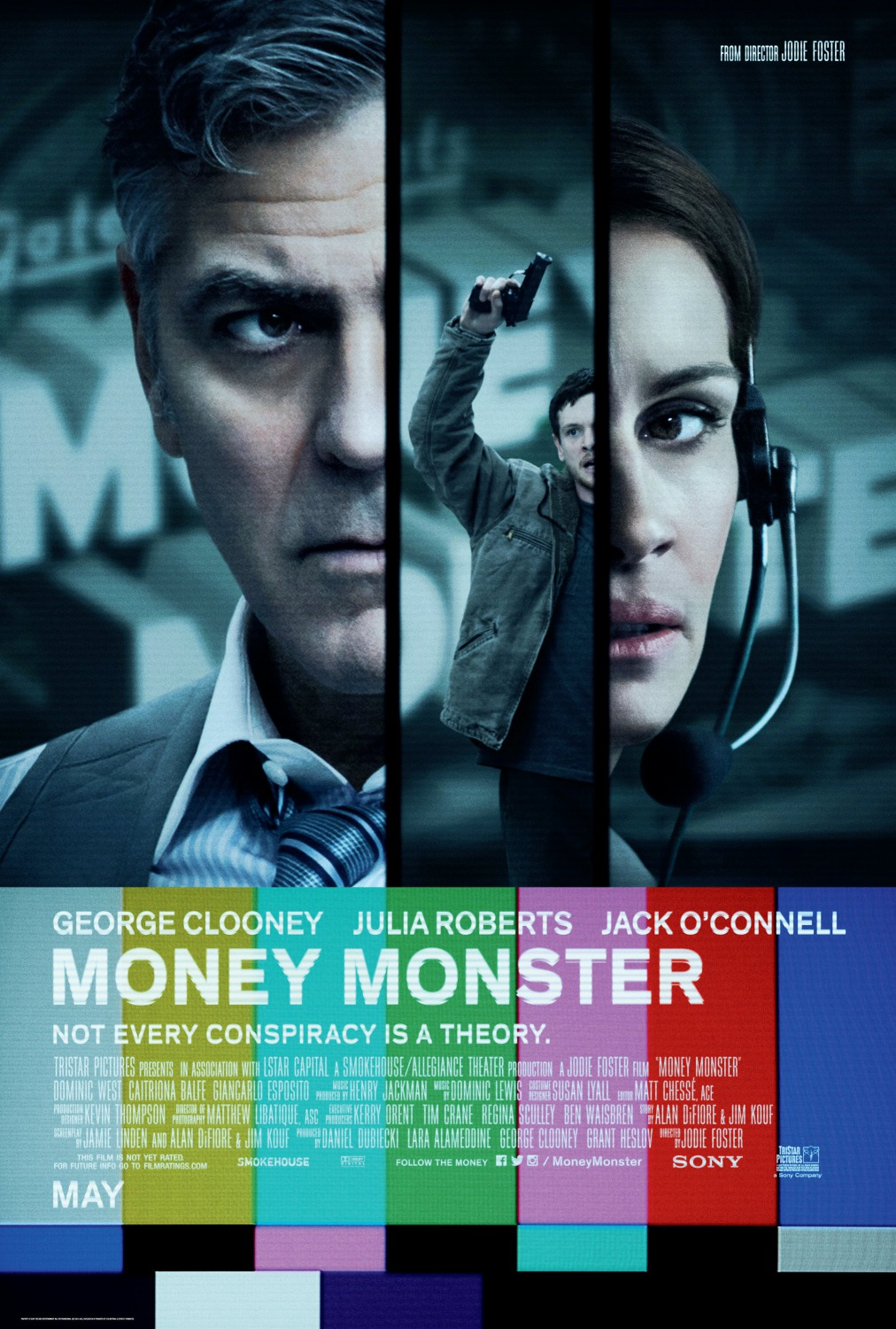 Money Monster tráiler.