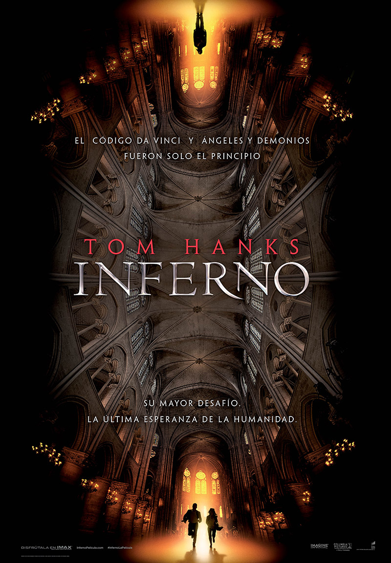 Inferno tráiler: Hanks a la carrera.