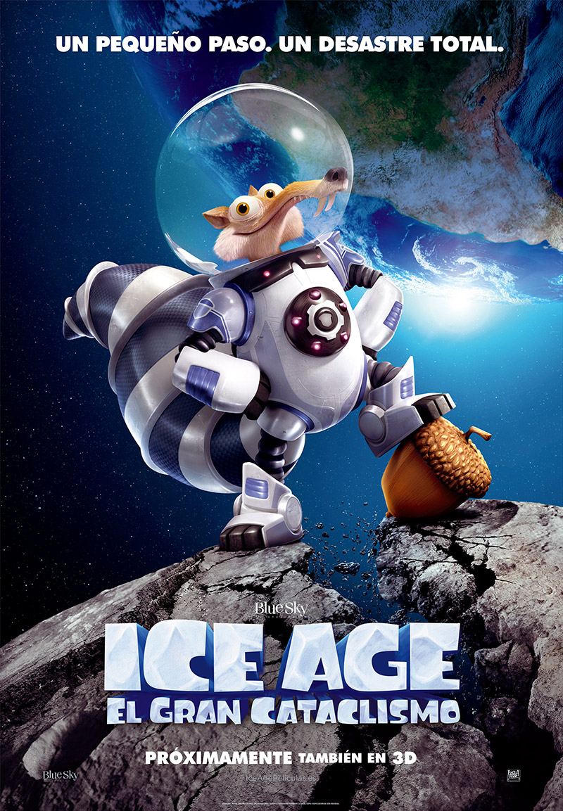 Ice Age: El Gran Cataclismo tráiler final.