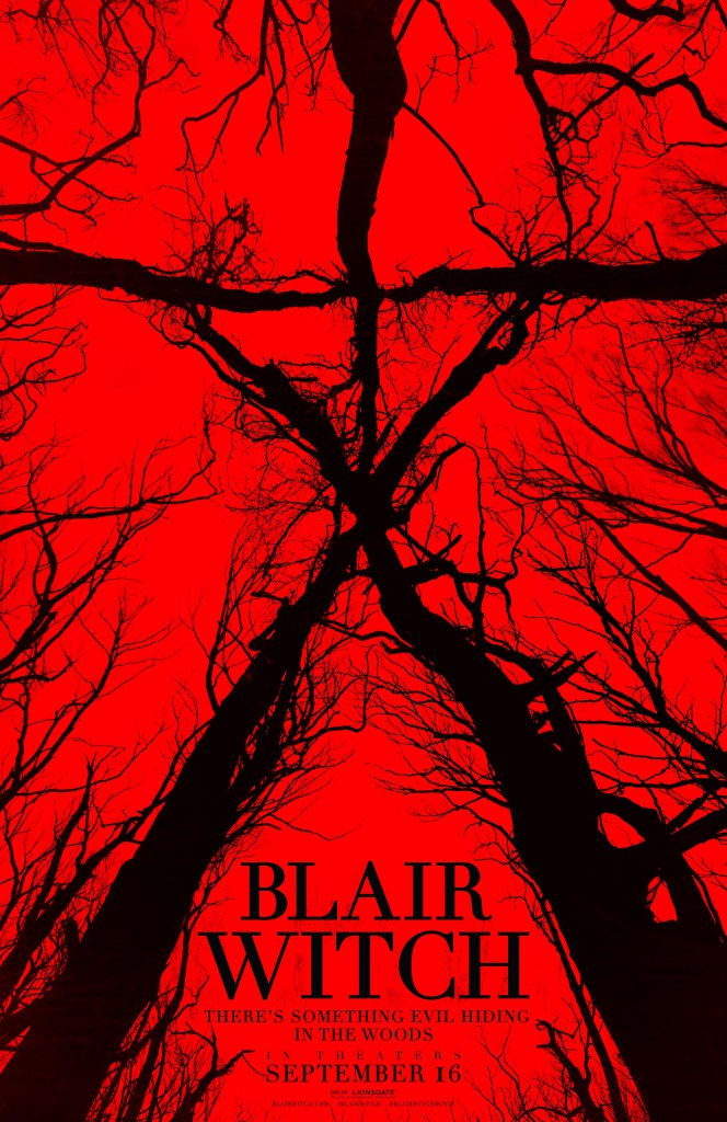 Blair Witch tráiler.