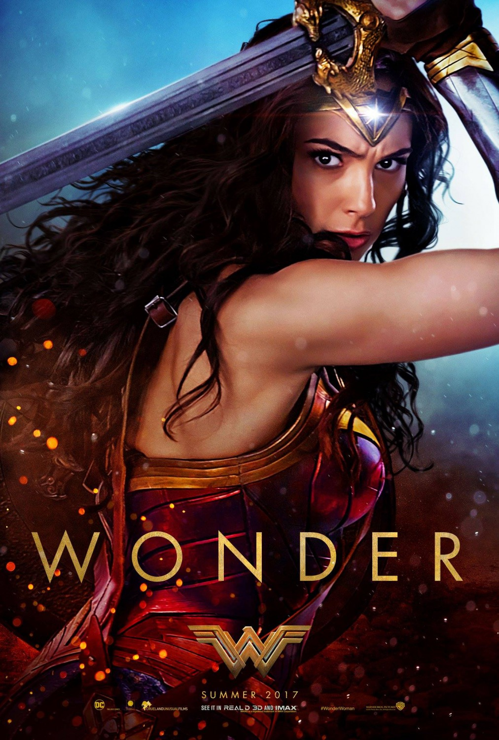 Wonder Woman tráiler 2.