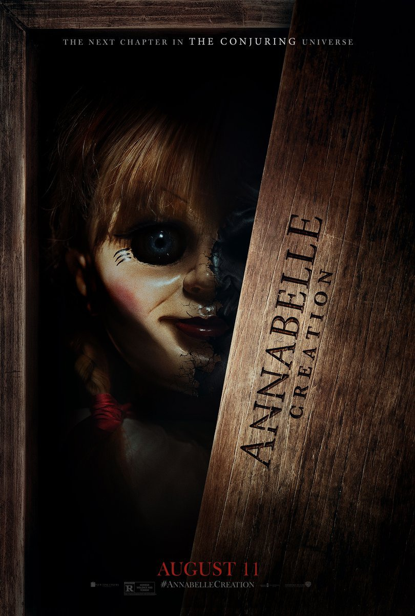 Annabelle: Creation tráiler.