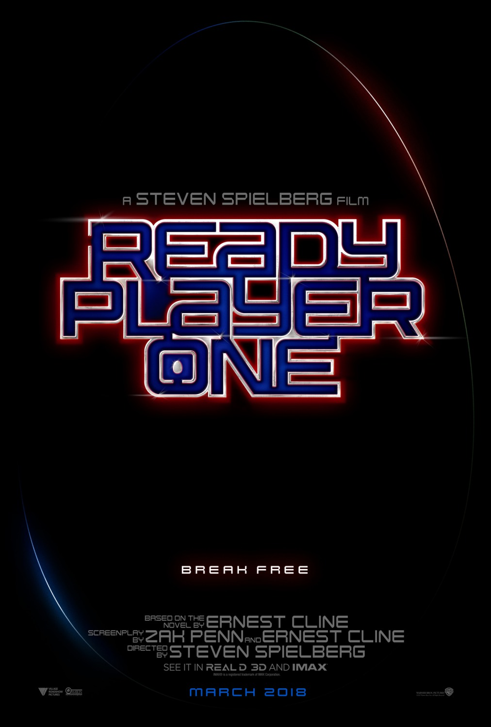 Ready Player One tráiler.